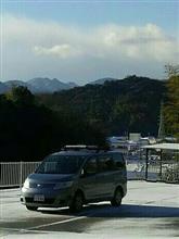 淡路島に雪が降ると