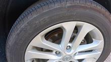 何週間ぶりの給油+何カ月ぶりのタイヤ空気圧チェック