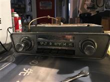 Chevrolet RADIO ☆ 昔のラジオ