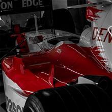 【ドニントン・パーク】その他 F1マシン