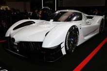 TOYOTA GRスーパースポーツコンセプトを見て思い出した憧れのスーパーカー!(°▽°)