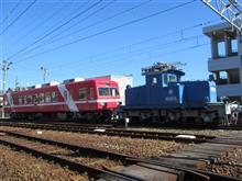 (西ヶ崎駅) 解体前の51+61を見る。