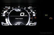 Check engine・・・(苦笑)