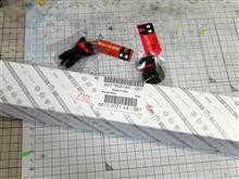 フィアット純正NEW 500/アバルト 500ワイパーブレードセット(左ハンドル用) 交換🎶