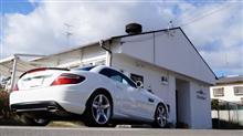 洗車とコンフィチュールとディーラー