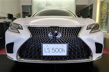 Lexus LS500h(o^-^)y-~~~