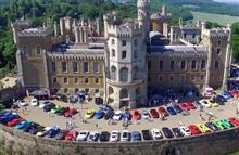 Fathers Day out | 100 Supercars at the Castle