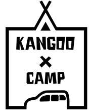 カングー×キャンプ スウェット