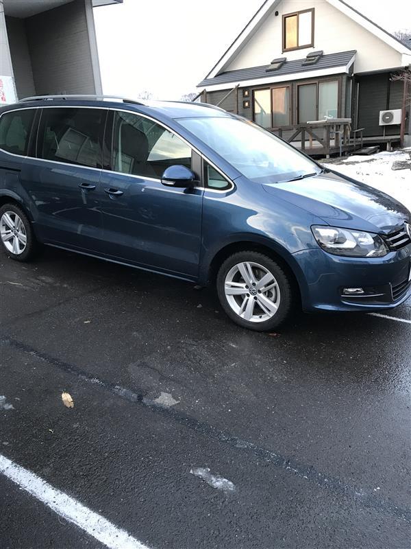 VWのフルサイズミニバン