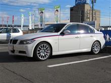 サスペンションリフレッシュ BMW E90 330 ビルシュタインB12+ドラレコ