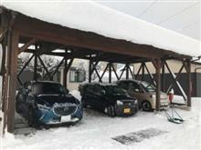 いきなり大雪!?