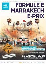 2018 ABB FIA Formula E Marrakesh E-Prix Race