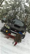 今年の雪遊び