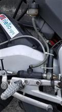 RS4のリア マスター交換