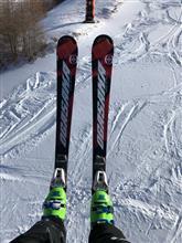 白樺高原国際スキー場2日目(^ー^)