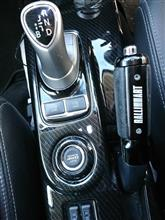 アウトランダー PHEV GG2W/GF7W/GF8W 専用コントロールスイッチ カバー改良版カーボン模様 社外品