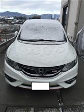 2018 初積雪