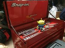 スナップオン 旧工具箱