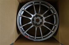今日のホイール ENKEI Racing GTC01(エンケイ レーシング GTC01) -トヨタ 50エスティマ用-