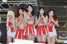 東京オートサロン2018 報告② キャンギャル編
