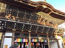 酒々井プレミアムアウトレット経由で成田山新勝寺に初詣に行ってきた