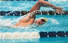 水泳1回目