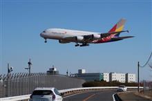 千葉Touring!間近で見る飛行機の迫力♪