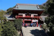 神奈川Touring!2018年新春初詣でいざ鎌倉へ♪