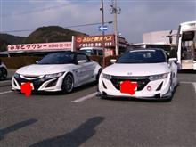 2018S660交通安全祈願オフ会in宗像大社