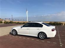 BMWの集まりに参加。