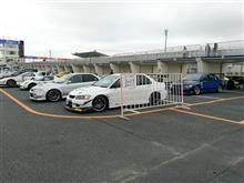 ズミーレーシングファミリー走行会TC2000 2018.01.20