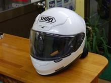 ヘルメット塗装1