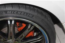 ミシュラン PS4 お取り替え BMW E87 120