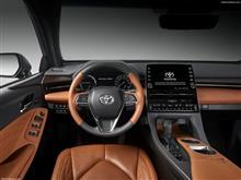 【2018年北米国際自動車ショー】トヨタ・アバロン  5代目はTNGAを採用