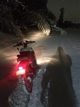 バイクスノーアタック