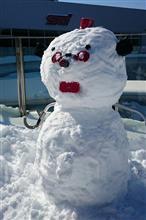 雪だるま(STIバージョン)