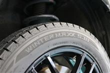 スタッドレス ダンロップ ウインターマックスなど4本セットで大特価☆ NX RX  アル ヴェル エスティマ  CX-5 ハリアー CR-V RX エクストレイル ベンツ BMW アウディ なども♪