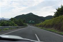 京都縦貫道の果てを目指して?(;´д`)