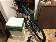 自転車置き場どうしよう。。。