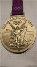 金メダル~(^^)