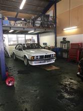 635 csi打合せ&BMW三昧