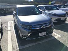 レンタカー日記#44 三菱/アウトランダー