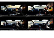 袖森でドロ撮トレ 新企画無事終了!!【新型NSXのアタックは何と1分◇秒台っ!!】