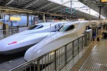 神戸に行ってきます! 新幹線 遅れないで到着して(;・∀・)