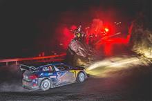 雪の罠・・・ WRCドライバーでも苦戦するんです!我々は?