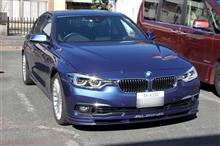 BMW アルピナ D3 ATF交換 エンジンオイル交換