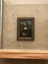 パリのルーヴル美術館の『モナ・リザ』~♪