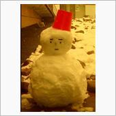 雪だるま作ろう〜⛄️