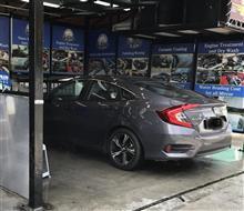 マレーシアで洗車