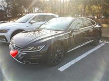 〈試乗車〉VW New Arteon R-line 4MOTION Advance